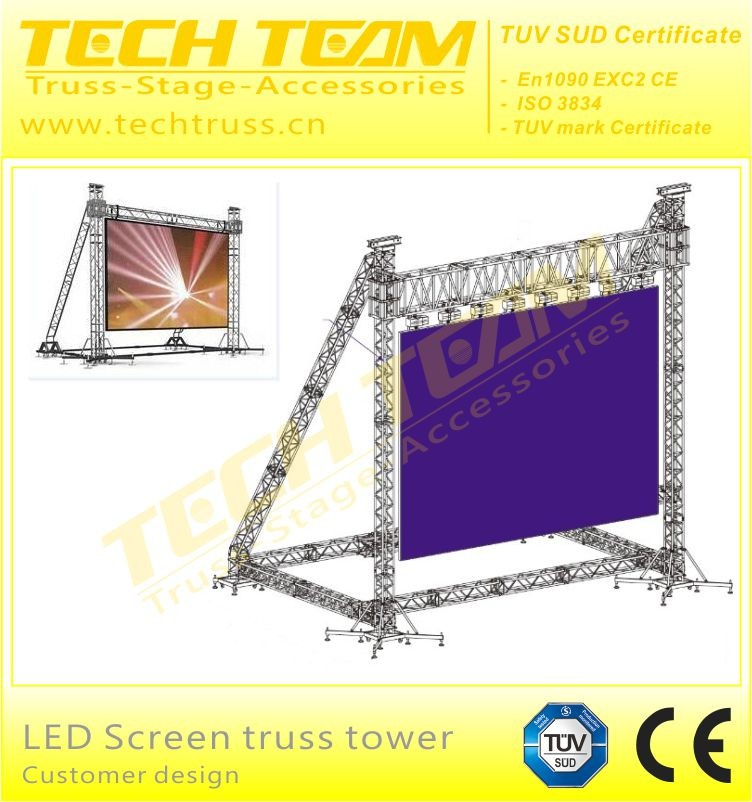 Factory Price used stage truss system for sale