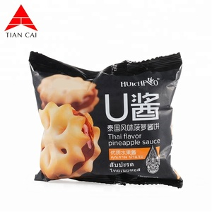 wholesale back seal plastic potato chips bag with custom printing