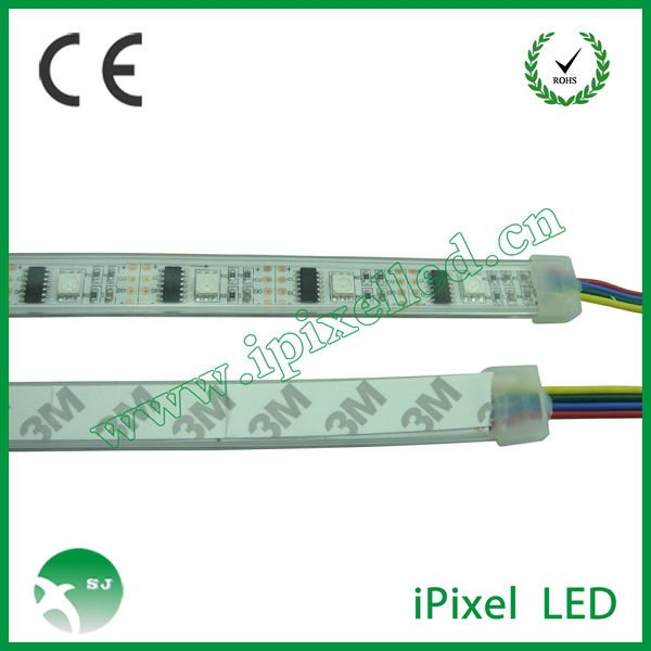 DC 5V addressable rgb led strip ws2801