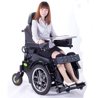New design comfortable power wheelchair stand up