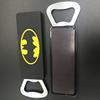 Custom soft PVC Fridge Magnet Bottle Opener