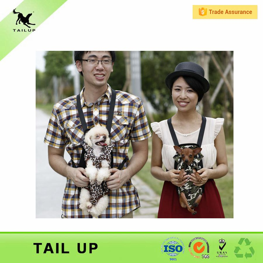 Free Style Design Small Animal Application Front Pet Carriers Dog Traveler