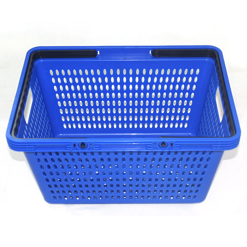 best popular with top quality plastic shopping basket/YUAN DA Factory/YD-ZC-4