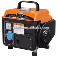 Electric Start Mini Portable Gasoline Power Generator