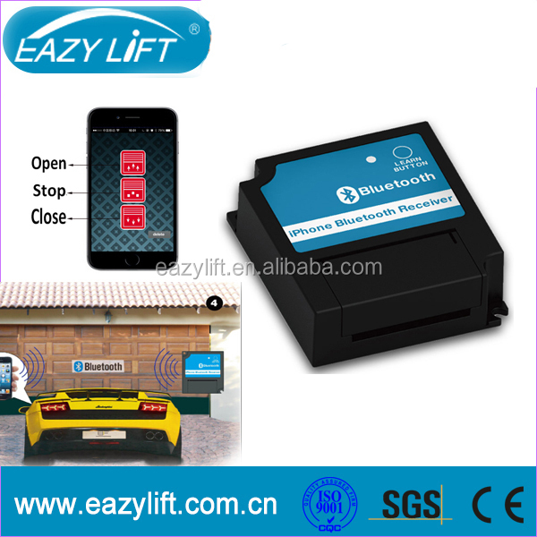 High horse power automatic sliding door opener
