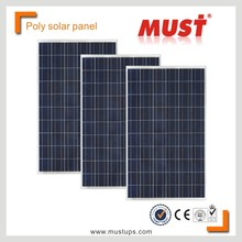 cheapest price pv module 100w from Must Factory