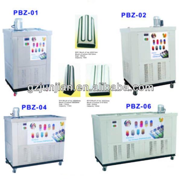 popsicles machine