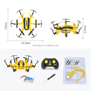 JJRC H20H Mini Drone quadcopter with camera Nano Hexacopter 2.4G 4CH 6Axis Altitude Hold Height Headless Mode