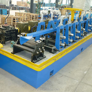 HF duct equipment production line stainless steel pipe making machine