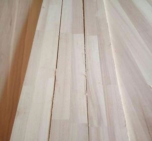 paulownia wood concrete triangles square sawn timber battens sticks