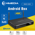 OEM/ODM Octa Core 2G+16G RK3368 plus Android TV box