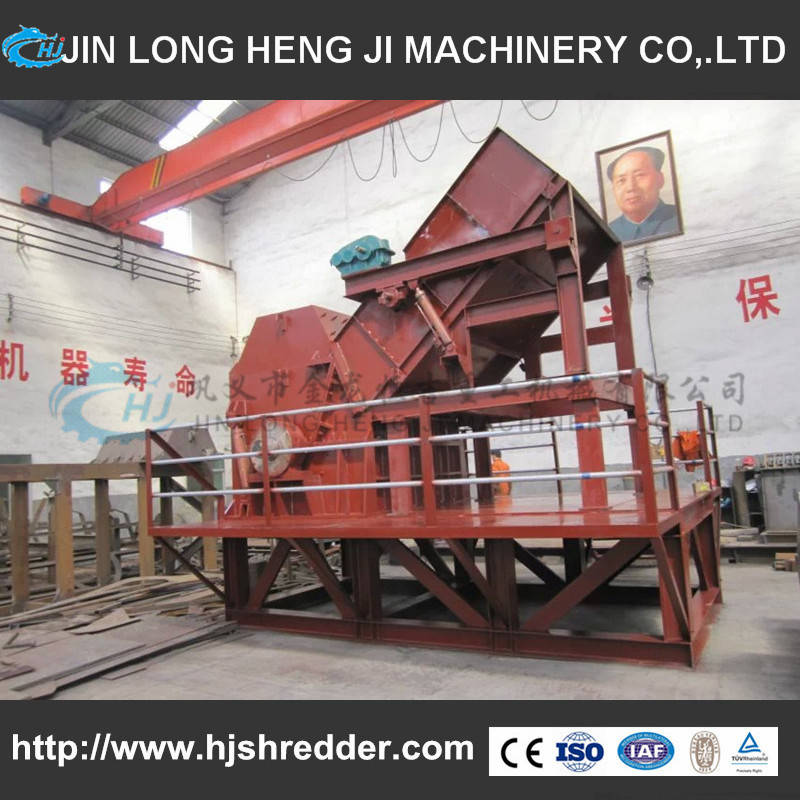 Portable crusher/shredder crusher/cars for scrap metal prices