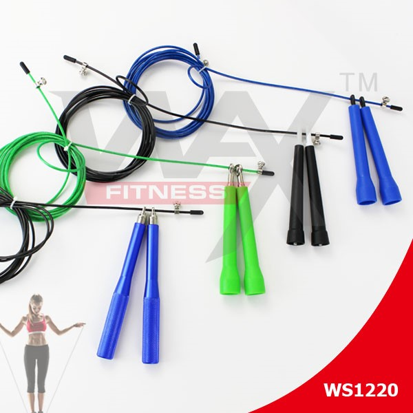 PVC Cable Speed Jump Rope /Skipping Jumprope/Exercise Jump Rope