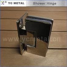90 Degree Glass Door Shower Hinge