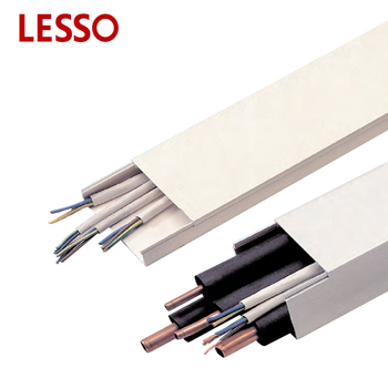 LESSO PVC Electrical Trunking cable duct cable trunking