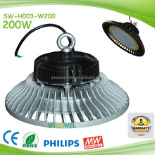 UFO Design 100w LED high bay outdoor waterproof lighting fixture super bright lamp