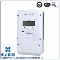 Overload Detection Large-Scale Integrated Circuits Smart Din Rail Energy Meter