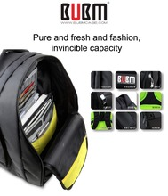 BUBM Wholesale Cheaper Comfortable Padded detachable Backpack Laptop Bags
