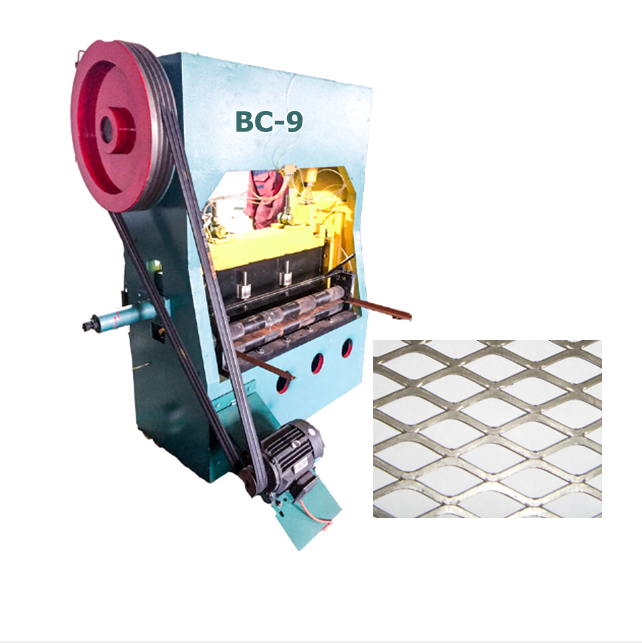 Anping expanded plate mesh machine <strong>Manufacture</strong>