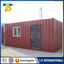 Easy Building multi container house