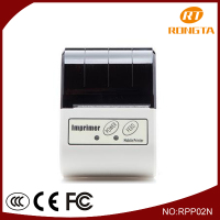 RPP02N Portable Bluetooth Thermal Printer Mobile