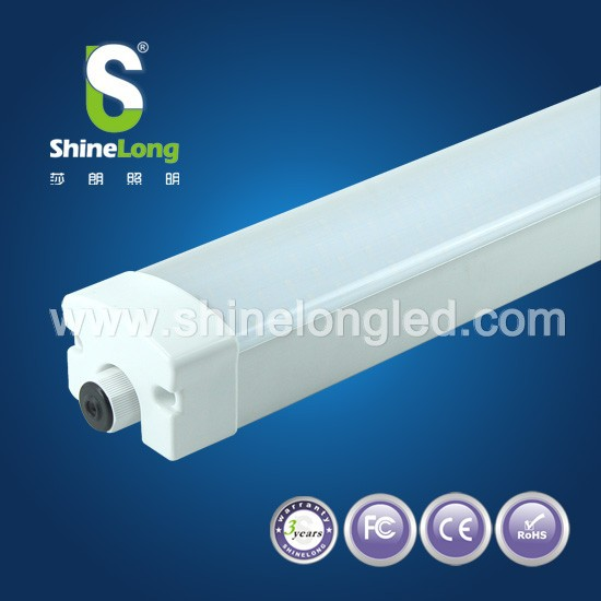 IP65 LED Tri proof light 5ft 60W(SL-A65X5-60-X) airport project