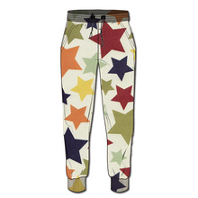 Wholesale Polyester custom sweatpants, Customer Designer Pants Sublimation Pants