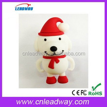 cartoon animal usb pen drive funny Christmas dogs for kids 1gb 2gb 4gb 8gb 16gb 32gb usb memory stick