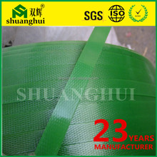 Limited time discount green recycled glass bottles packaging polyethylene terephthalate belt