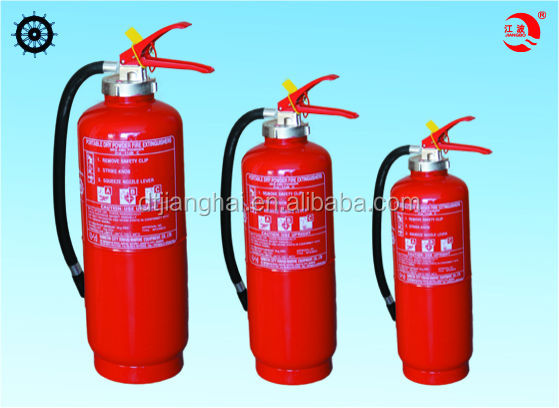 EC&CCS Solas approved co2 fire extinguisher