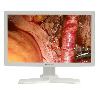 "22"" nasal endoscope video system monitor for medical equipment"