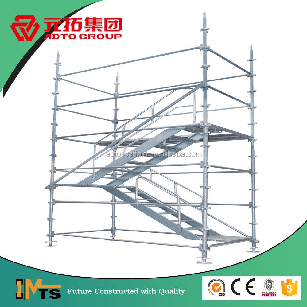 Rapid upright kwikstage scaffolding manual wholesale