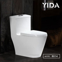 Top Quality Factory Toilet WC Siphonic Sanitary Ware Hotel Wc China Supplier