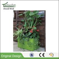 Hot sale large plastic flower pots