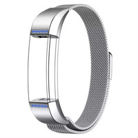 Jewelry Bangle with Clear Crystal Elements for Fitbit Alta band