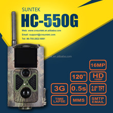 05 HC-550G Outdoor 3G 4G 16Mp IR Hunting Trail Scouting Camera