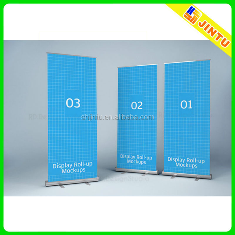 Fabric Pop Up Banner