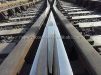 Top Selling Alloy Steel Assembled Frog For Railway