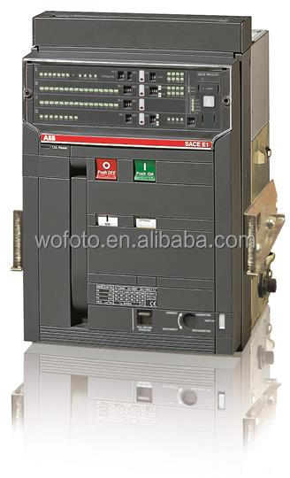 Fixed/Draw out 4 pole E6H5000 5000A air circuit breaker