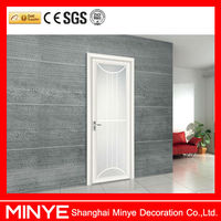 TOP QUALITY FROSTED GLASS HEAT INSULATED BATHROOM ENTRY CASEMENT DOOR HOT SALE