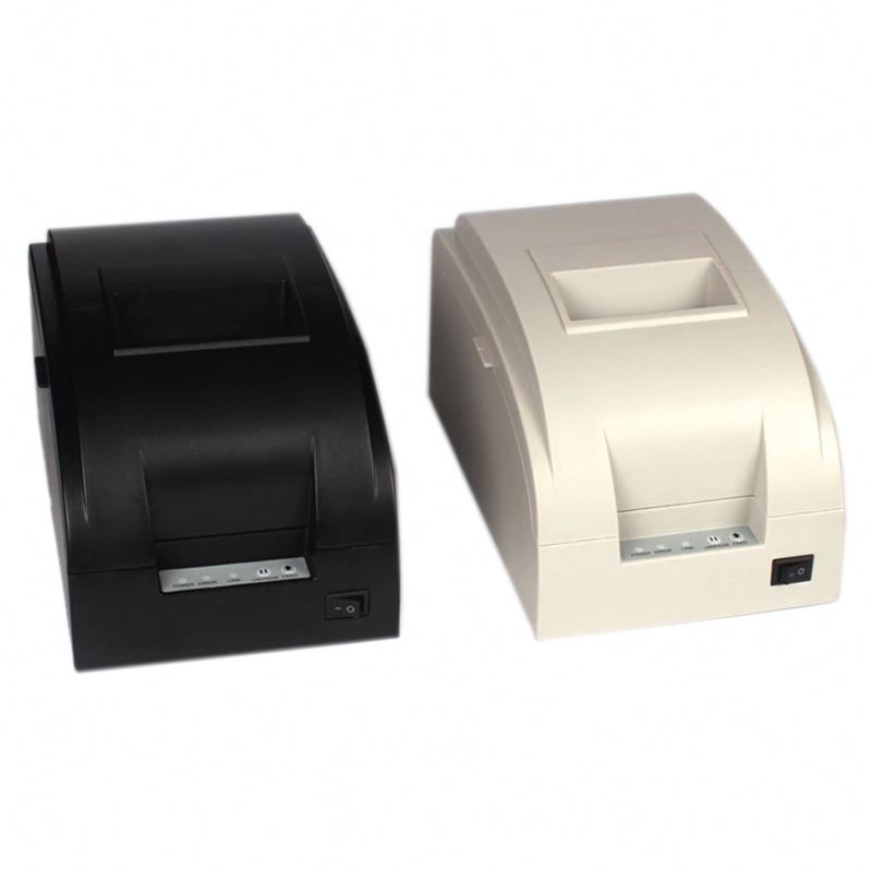 Mini Dot Matrix Printer Portable <strong>Paper</strong> Save Long Time IDMP007