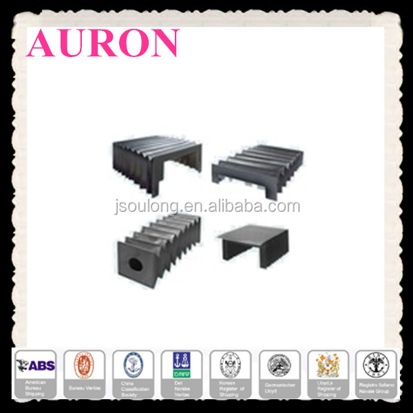 AURON flexible bellow/expansion joint bellow/car rubber bellow