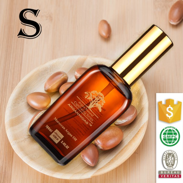 Private label organic hair oil type hair care product manufacturer