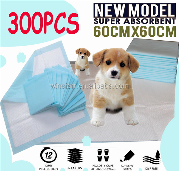 Puppy training sanitary pad