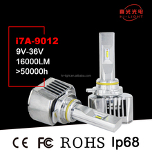 Wholesale i7 High Quality car LED headlight Conversion Kit 6000k led light brighter than hid Xenon light