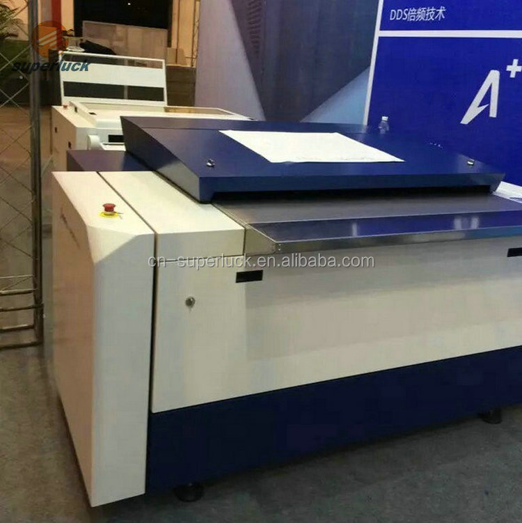 Economic type Conventional Plate Computer to Plate thermal ctp plate making machine Price