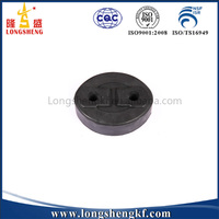 Rubber Sleeve Bushing Trailer Shock Absorbing Buffer