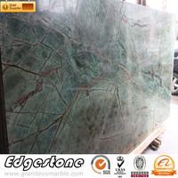 Rainforest Green Marble Slab