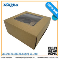 Wholesale high quality new arrival cake boards and boxes,take away cake box