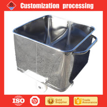 stainless steel meat bin 200L